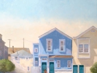 The Blue House